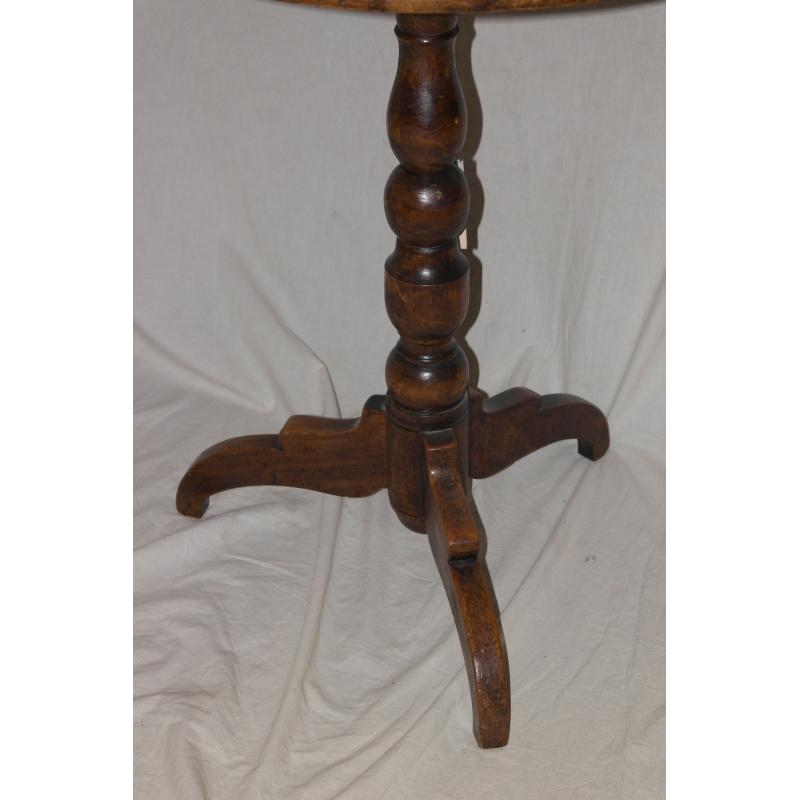 gu ridon louis philippe suisse pied sur moinat sa antiquit s d coration. Black Bedroom Furniture Sets. Home Design Ideas