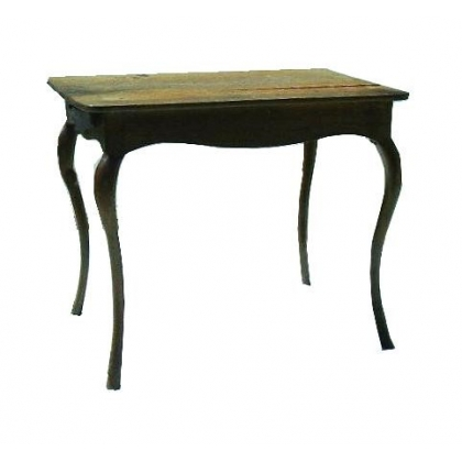 Tisch im Louis XV-stil, rechteckig.