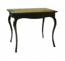 Table Louis XV style rectangular.