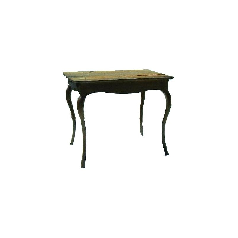 Table style Louis XV rectangulaire.