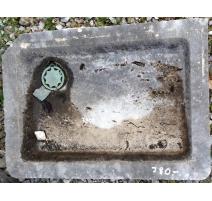 Lavabo évier en pierre du Jura 19ème