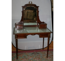 Coiffeuse style Louis XVI/Napoléon III