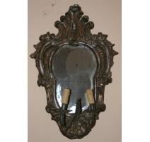 Wandleuchte spiegel-2 lichter italienische