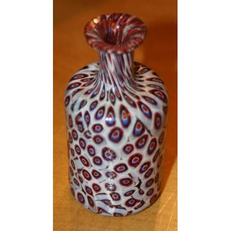 petit vase en verre de murano vers 1970 sur moinat sa antiquit s d coration. Black Bedroom Furniture Sets. Home Design Ideas