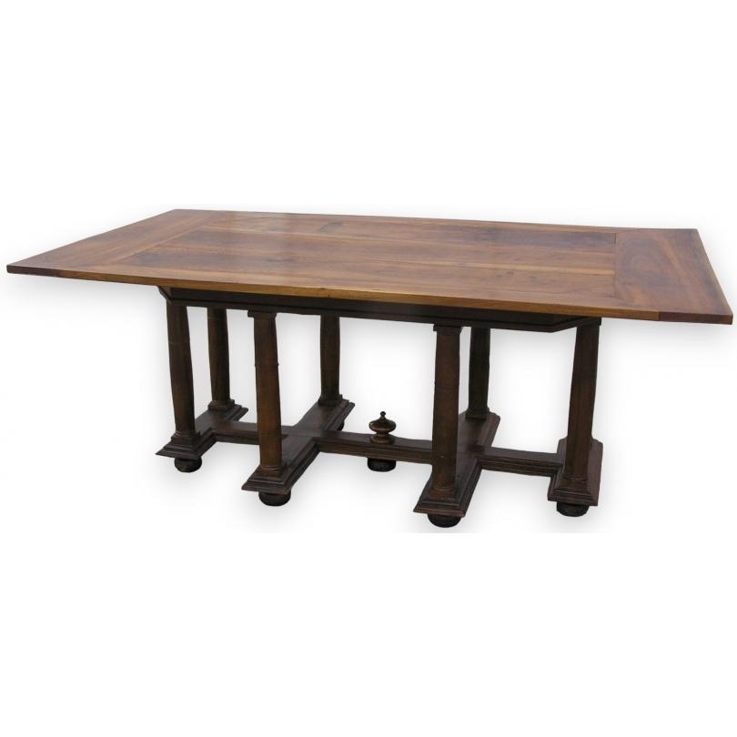 Tabelle umgewandelt