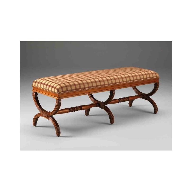 banquette style n o classique en acajou sur moinat sa antiquit s d coration. Black Bedroom Furniture Sets. Home Design Ideas