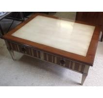 Table basse style Directoire modèle TRIANON