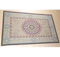 "Tapis petit point ""Granate"""