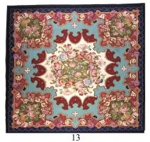奥布松地毯设计13灰色背景