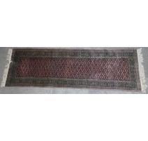 Persische teppich rosa hintergrund