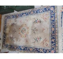 中国的地毯