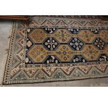 逍客的波斯地毯