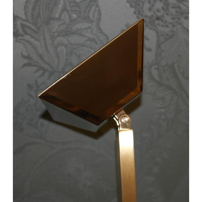 stehlampe halogen messing moinat sa antiquit s d coration. Black Bedroom Furniture Sets. Home Design Ideas