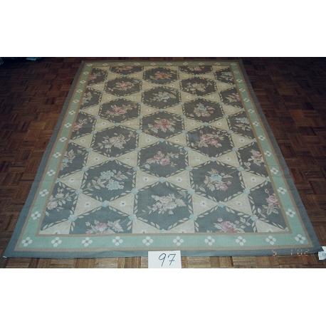 tapis aubusson style empire dessin 97 sur moinat sa antiquit s d coration. Black Bedroom Furniture Sets. Home Design Ideas