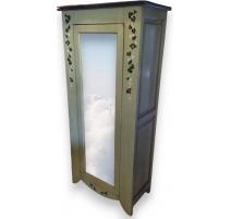 Bonnetière ou armoire à 1 porte