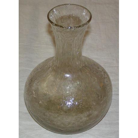 vase soliflore en verre souffl sur moinat sa antiquit s. Black Bedroom Furniture Sets. Home Design Ideas