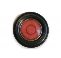 Miniature avec seau en cire rouge