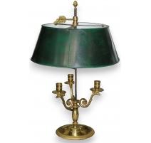 Lampe bouillotte Empire.