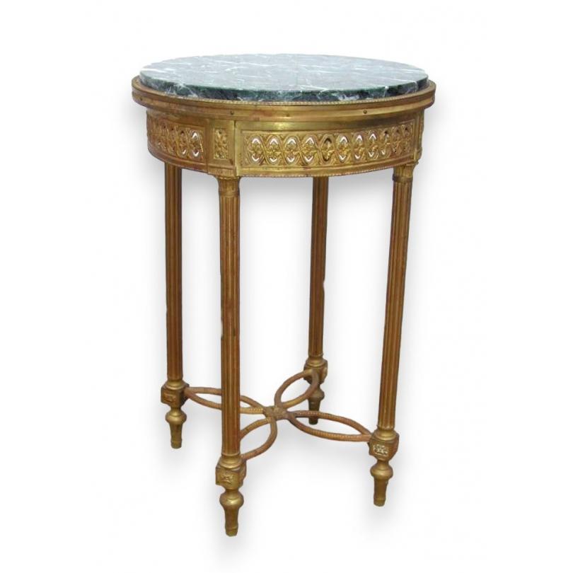 Table de milieu style Louis XVI.