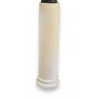 Column plaster smooth