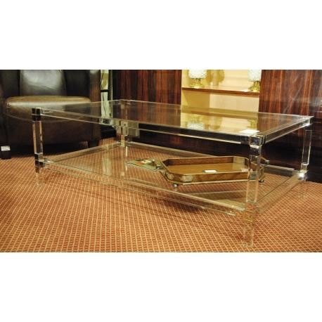 Table basse de salon modèle ROYAL 1 - Moinat SA - Antiquités décoration