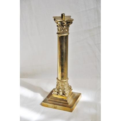 Columna de bronce
