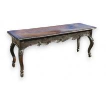 Table de gibier Louis XV provençale.