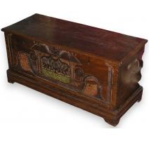 Caja fuerte, tailandés tallados en madera decoración