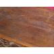 Coffre thaï en bois sculpté et décor