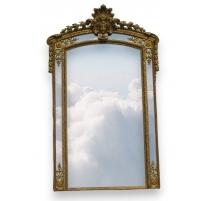 Napoleon III mirror, Régence s