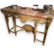 """Console style Louis XVI """"Versailles"""" en"""