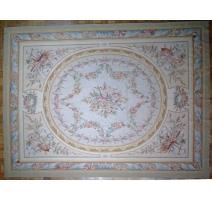 Teppich Aubusson stil Louis XVI, zeichnung