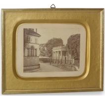 """Photo du """"Palais Eynard"""" dans cadre"""