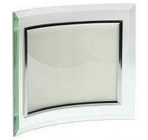 Cadre à photo en verre bombé paysage