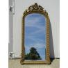 Miroir biseauté Napoléon III.