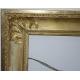 Gran Marco de estilo Luis XVI en madera dorada
