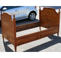 Bed frame Board in cherry