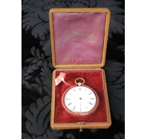 Vacheron & Constantin gold pocket watch.