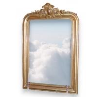 Louis-Philippe mirror, mercury mirror.