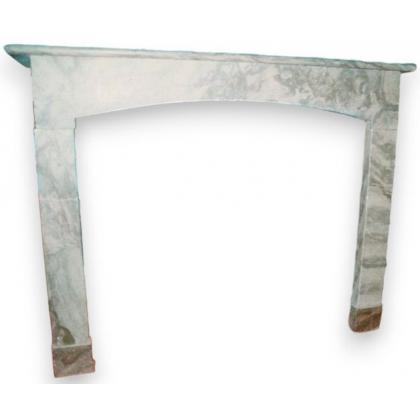 Cheminée style Directoire en marbre