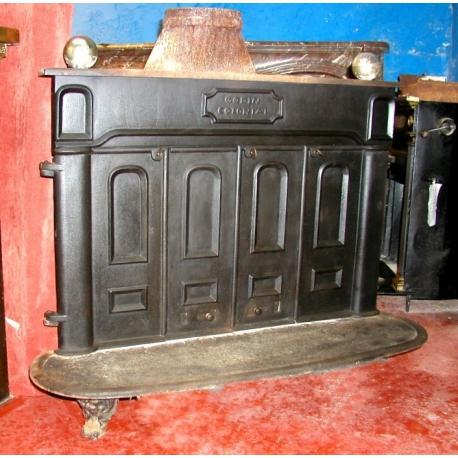 pfanne aus gusseisen godin colonial 2 moinat sa antiquit s d coration. Black Bedroom Furniture Sets. Home Design Ideas
