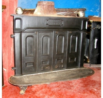 "Stove cast iron ""GODIN COLONIAL"" to 2"
