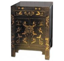 """Petit armoire """"Papillons"""" en bois de"""
