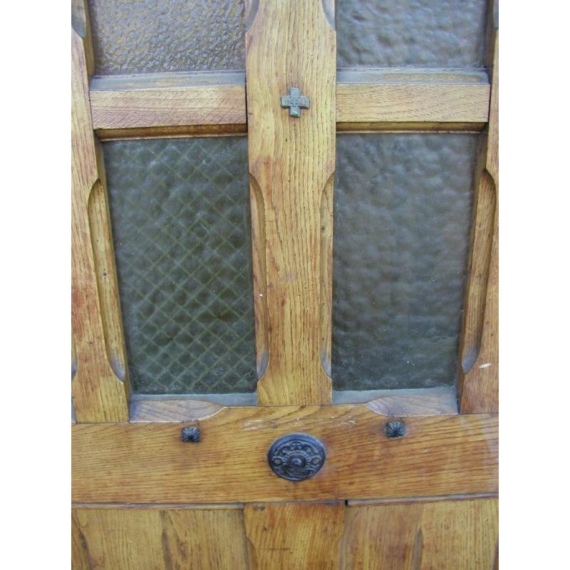 porte avec 12 petites vitres sur moinat sa antiquit s d coration. Black Bedroom Furniture Sets. Home Design Ideas