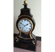 Reloj Neuchâteloise a la música negra