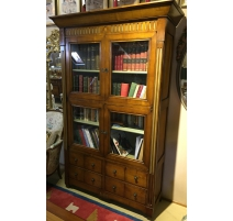 Library Directoire style