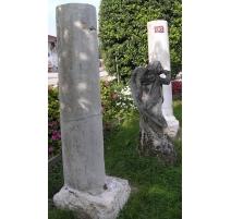 Пара колонки в камень-Юра