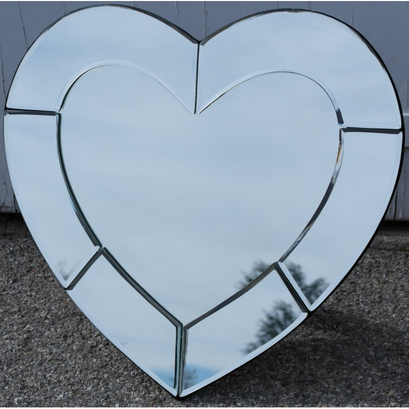 Miroir de table de style v nitien en sur moinat sa for Miroir de style