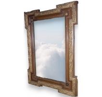 Miroir rectangulaire Napoléon III