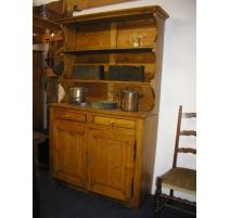 Dresser rustic swiss fir